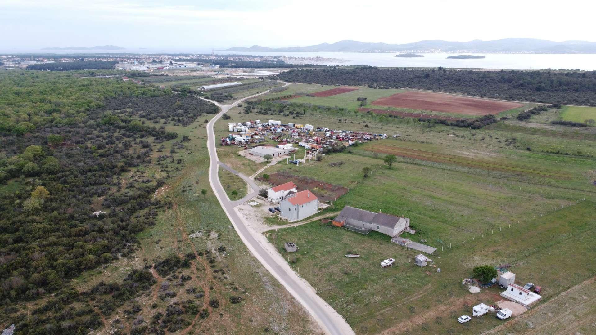 Cesta Baturovi - Biograd