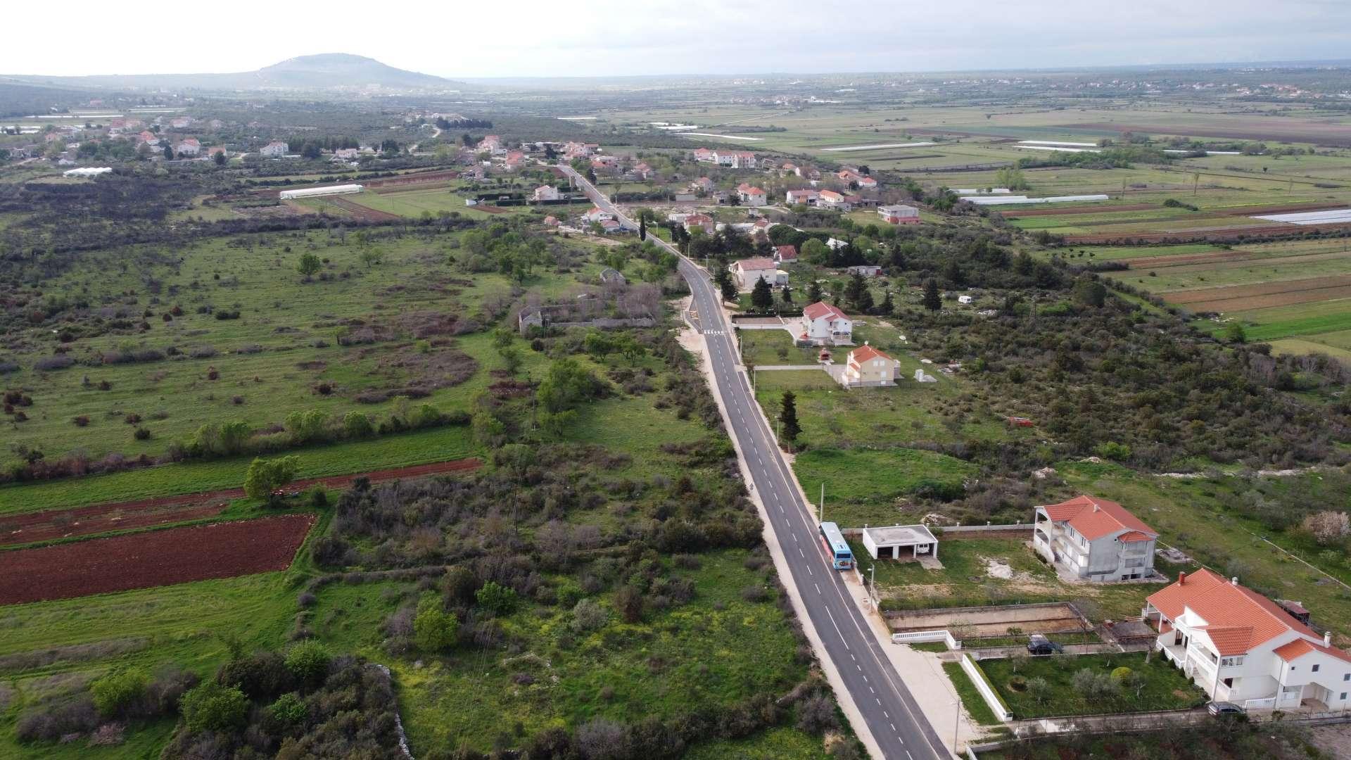 Moderna prometnica kroz Sikovo