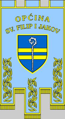 Grb Općine Sveti Filip i Jakov