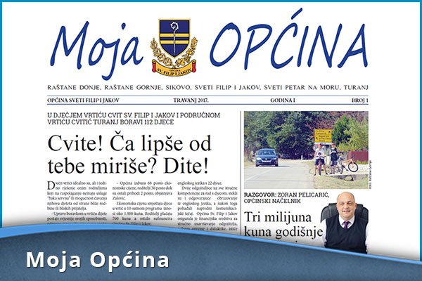 Općina Sveti Filip i Jakov