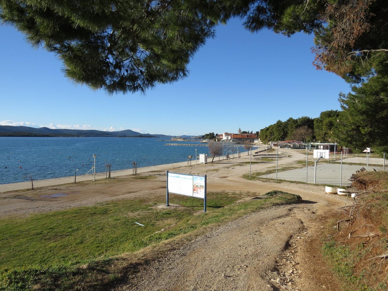 SVETI FILIP I JAKOV: Uređenje plaže IZA BANJA