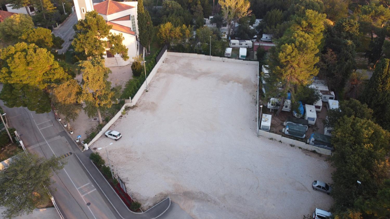 Druga faza uređenja parkinga u centru Sv. Filip i Jakova