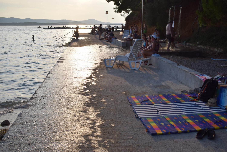 Uređenje plaže u Sv. Filipu i Jakovu