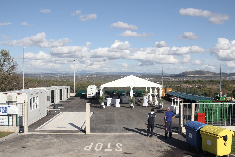 Sv. Filip i Jakov : Izgradnja i opremanje reciklažnog dvorišta za područje cijele Općine Sv. Filip i Jakov