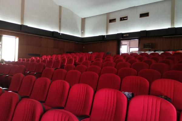 SV. FILIP I JAKOV: Uređenje kino dvorane