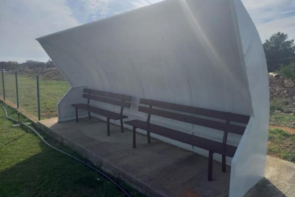Uređenje nogometno igralište - Krš, Turanj